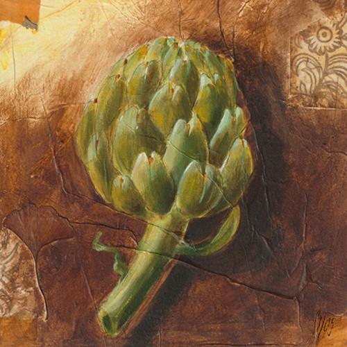 The Artichoke Fruit Wall Art Print