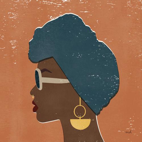 Kenya Couture II Wall Art Print