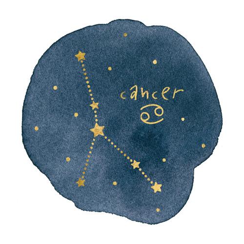 Horoscope Cancer Wall Art Print