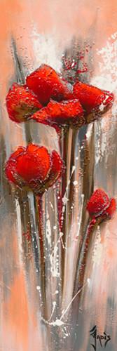 Moon Flower II Wall Art Print