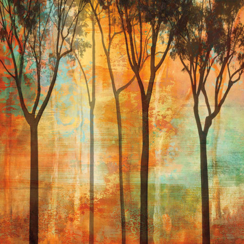 Magical Forest II Wall Art Print