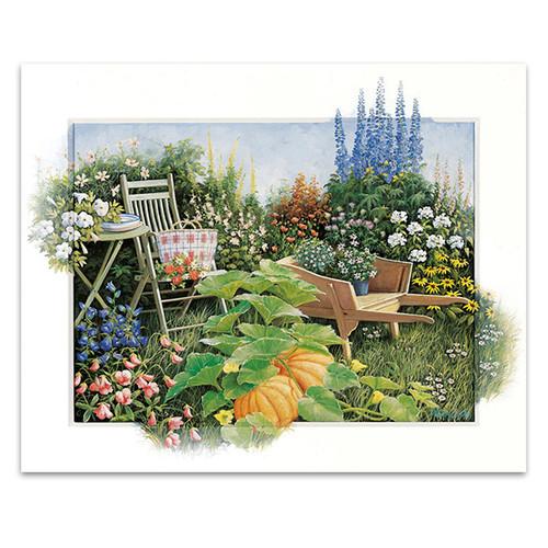 Autumn Arrangement Wall Art Print