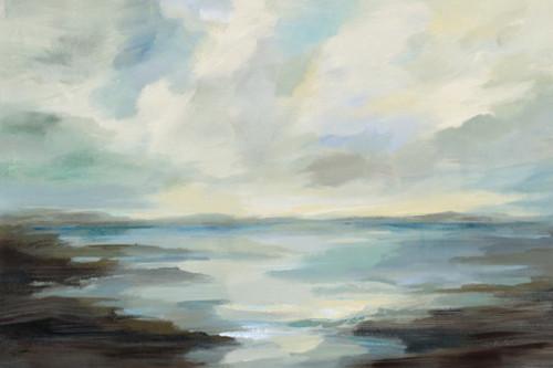 Northern Lagoon Wall Art Print