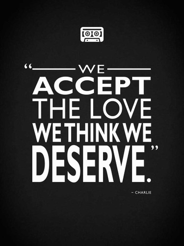 Love we Deserve Wall Art Print