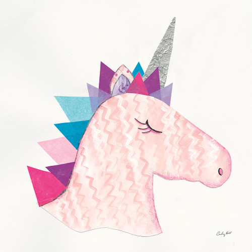 Unicorn Power I Wall Art Print