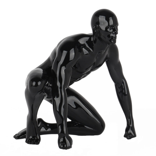 Human Resin Sculpture