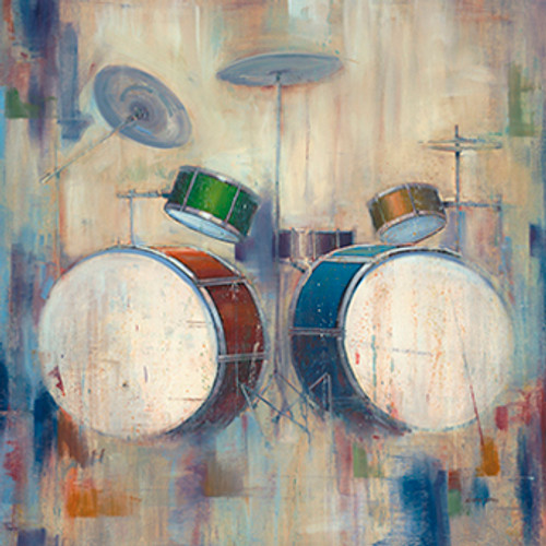 Drums Wall Art Print