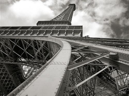 Paris Eiffel IV Wall Art Print