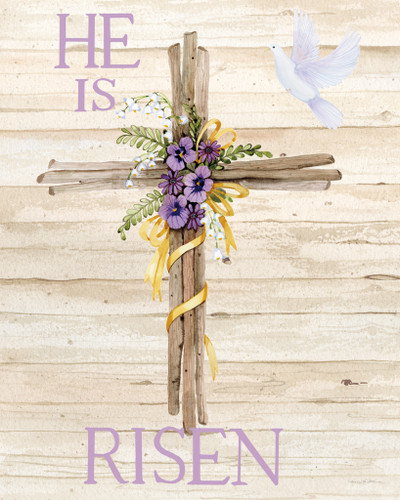 Easter Blessing Saying III Wall Art Print