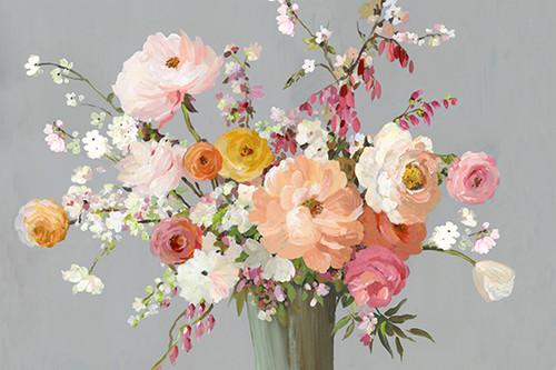 Floral Song Wall Art Print