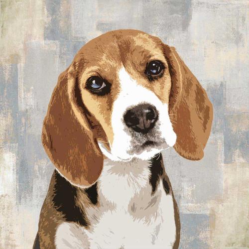 Beagle Wall Art Print
