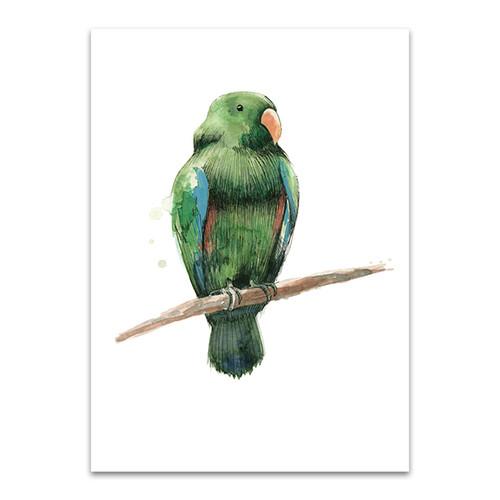 Bird III Wall Art Print