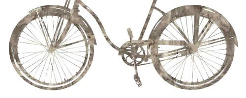 Bike Ride III Wall Art Print