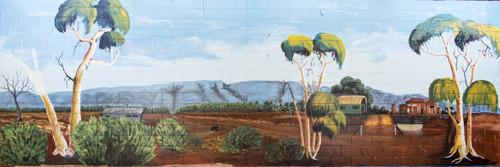 Zoe Customized Artworks (3 paintings, 140x60cm)