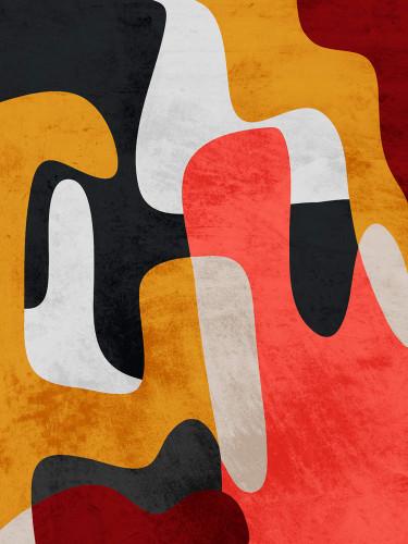 Mixed Theories II Wall Art Print