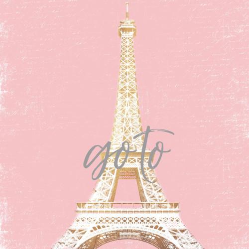 Paris Go To Wall Art Print