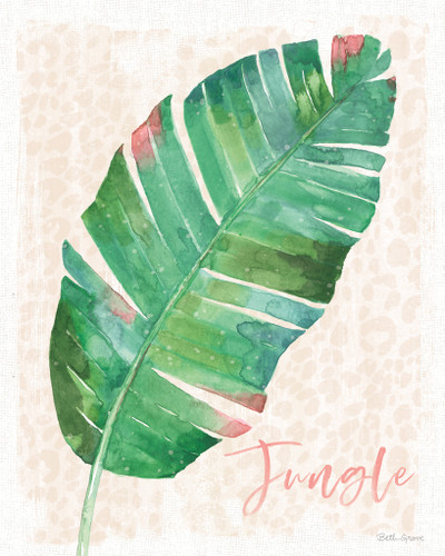 From the Jungle X Wall Art Print