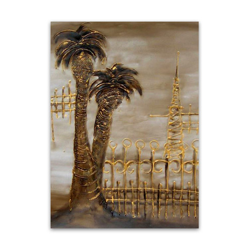 Palm Trees One