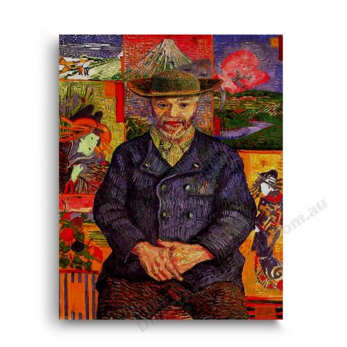 Portrait of Pere Tanguy