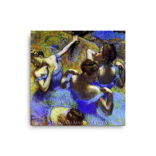 The Blue Dancers