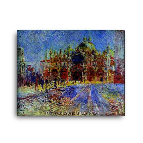 Renoir | St. Mark's Square, Venice