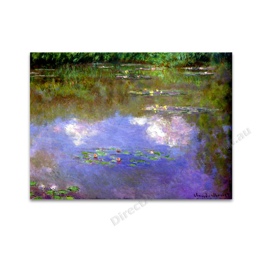 Water Lilies (The Clouds)