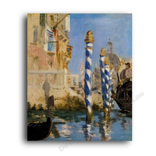The Grand Canale Venice