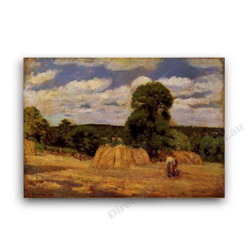 The Harvest at Montfoucault