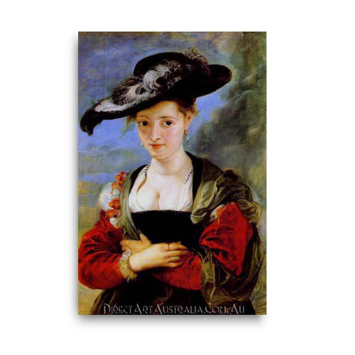Portrait of Susanna Fourment