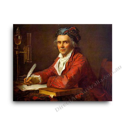 Portrait of Alphonse Leroy