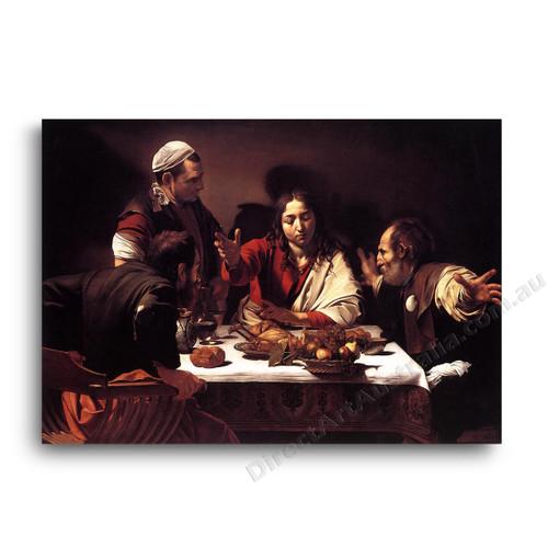 Supper at Emaus