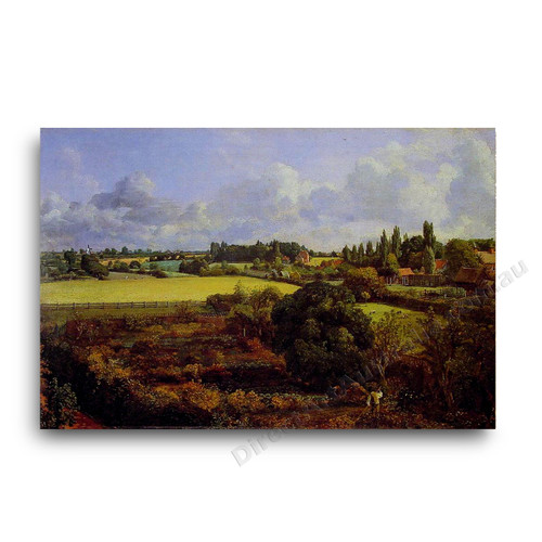 Golding Constable's Kitchen Garden