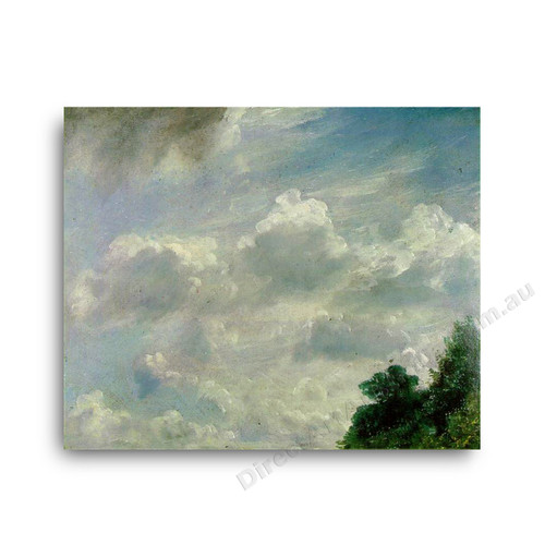 Study of Clouds at Hampstead