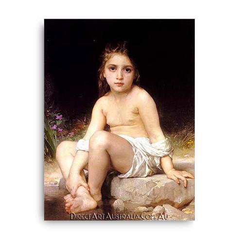 Child at Bath