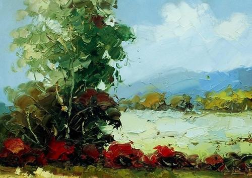 Vegetation Art