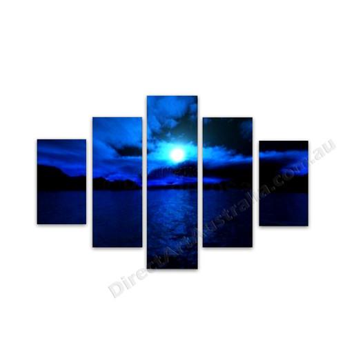 Blue Moon Paradise