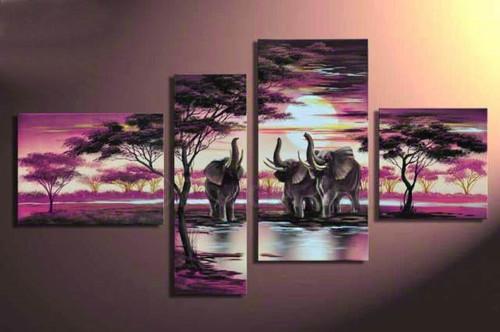 Proud Mammoths