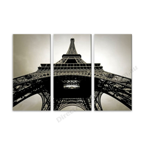 Eiffel from Below