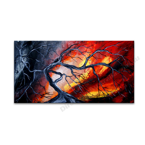 Knife Painting SAH002