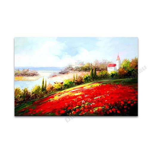 Knife Painting YA1355