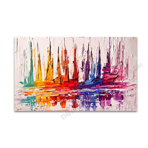 Knife Painting FA074