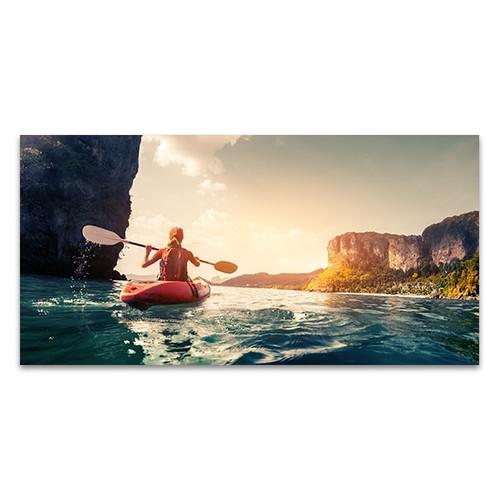 Kayak Wall Art Print