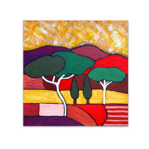 Roman Pine in Autumn