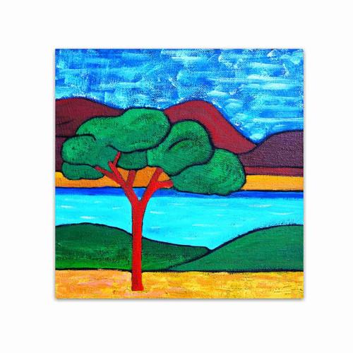 Roman Pine in Summer