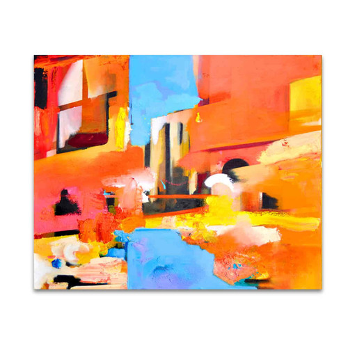 Anne Schwartz | Approaching Murano