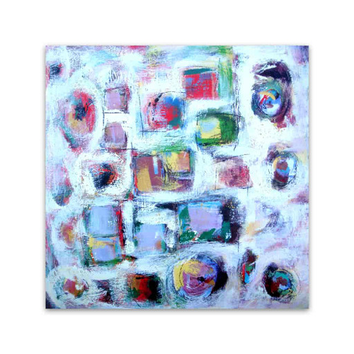 Brooke Howie | White Abstract 1