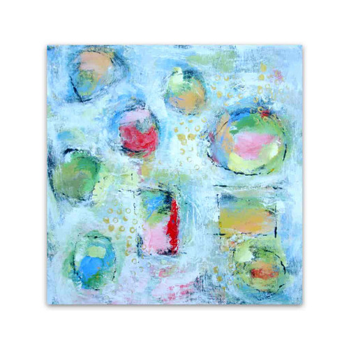 Brooke Howie | White Abstract 3
