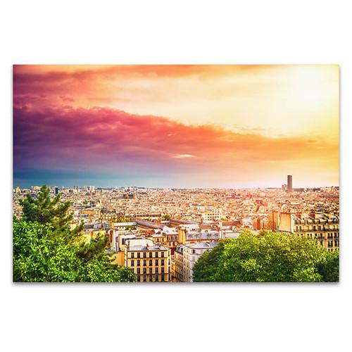 Mornings in Paris Art Print