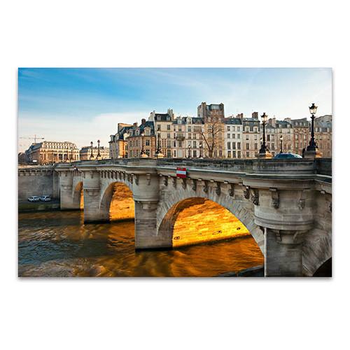 Pont Neuf, Ile de La Cite Paris Art Print