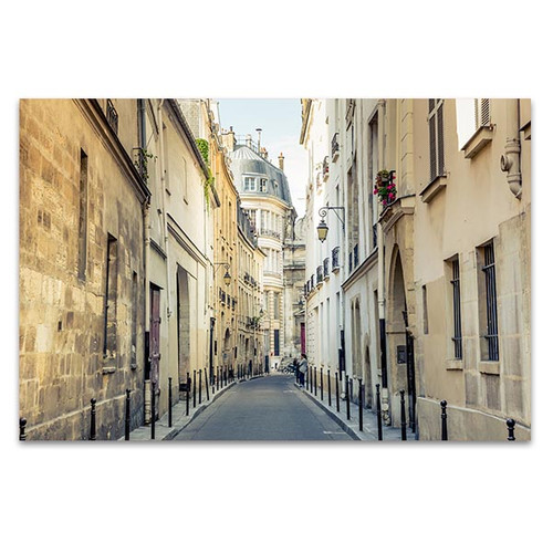 Streets of Montmartre France Art Print